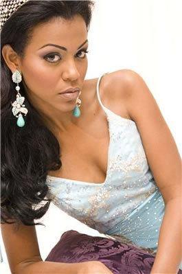 Ashanta Macauly miss Curacao 2009