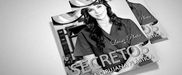 luisa plata libro secretos de una cirujana plástica